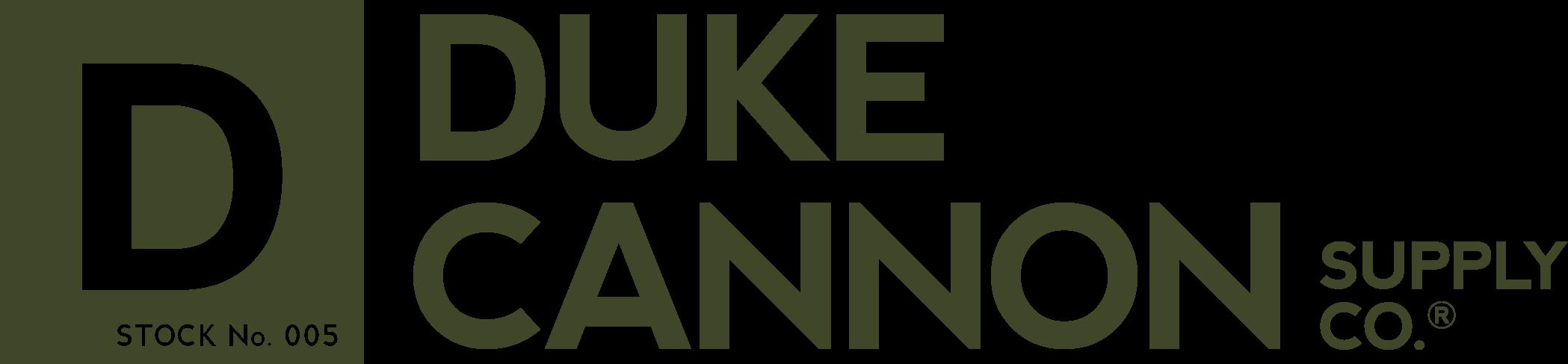 Duke Cannon Logo